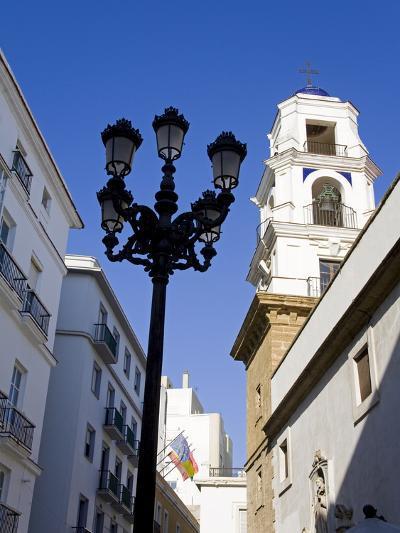 Saint Agustin Church, Cadiz, Andalusia, Spain, Europe-Richard Cummins-Photographic Print