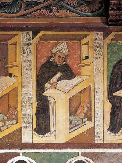 Saint Albert the Great (Albertus Magnus), 1352-Tommaso Barisini-Art Print