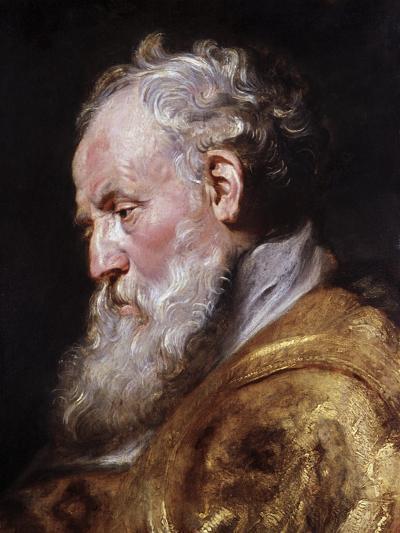 Saint Ambrose-Peter Paul Rubens-Giclee Print