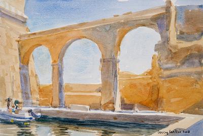 Saint Angelo, 2011-Lucy Willis-Giclee Print