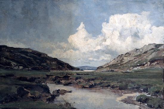 Saint-Anne-La-Palud, 1863-Emmanuel Lansyer-Giclee Print