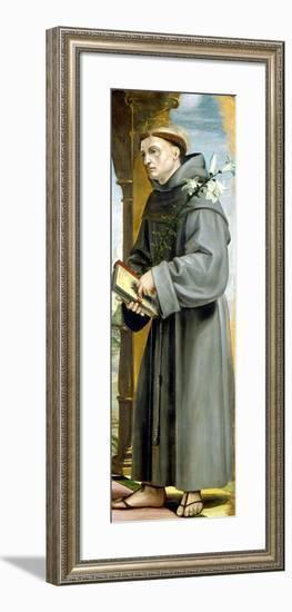 Saint Anthony of Padua-Bernardo Zenale-Framed Giclee Print