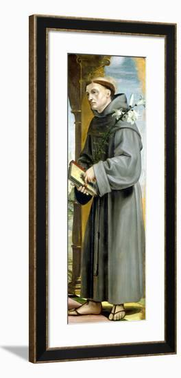 Saint Anthony of Padua-Bernardo Zenale-Framed Giclee Print
