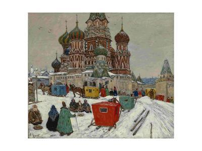 Saint Basil's Cathedral, 1939--Giclee Print