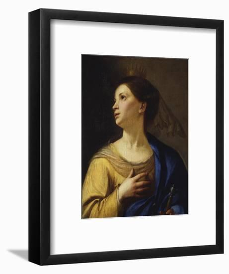 Saint Catherine-Francesco Guarino-Framed Giclee Print