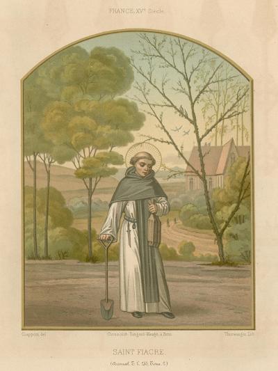 Saint Fiacre--Giclee Print
