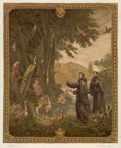 Saint Francis of Assisi, Preaching to the Birds