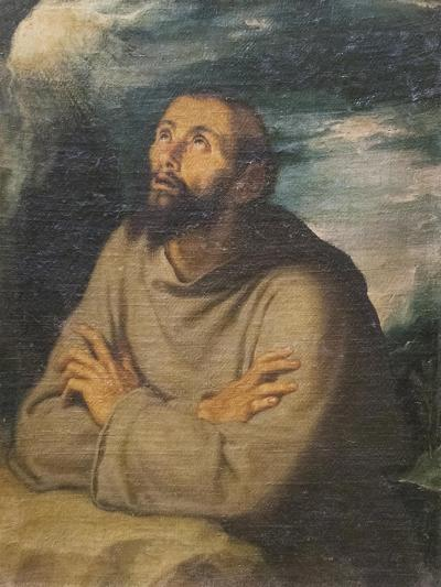 Saint Francis of Assisi--Giclee Print