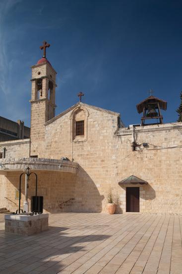 Saint Gabriels Greek Orthodox Church, Nazareth, The Galilee, Israel--Photographic Print