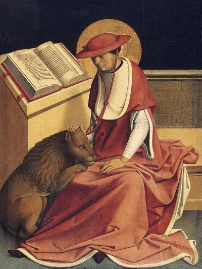 Saint Jerome as a Cardinal--Giclee Print