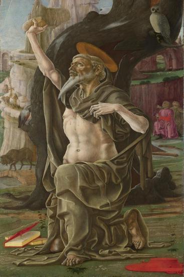 Saint Jerome, Ca 1470-Cosimo Tura-Giclee Print