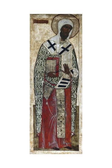 Saint Leontius of Rostov, 16th Century--Giclee Print