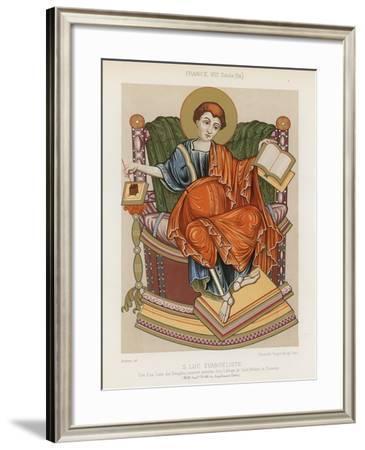 Saint Luke the Evangelist--Framed Giclee Print