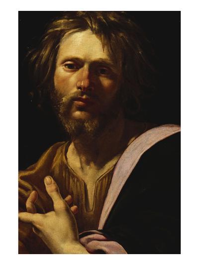 Saint Luke-Simon Vouet-Giclee Print