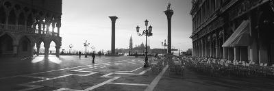 Saint Mark Square, Venice, Italy--Photographic Print