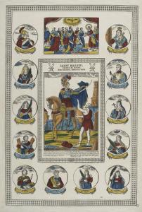 Saint Martin, évêque de Tours