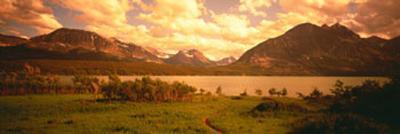 Saint Mary Lake, Montana, USA--Photographic Print