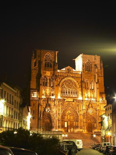 Saint Maurice Cathedral, Vienne, Isere, France-Per Karlsson-Photographic Print