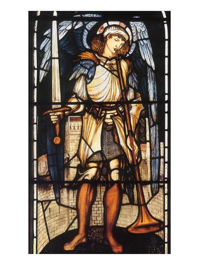 Saint Michael, 1873--Giclee Print