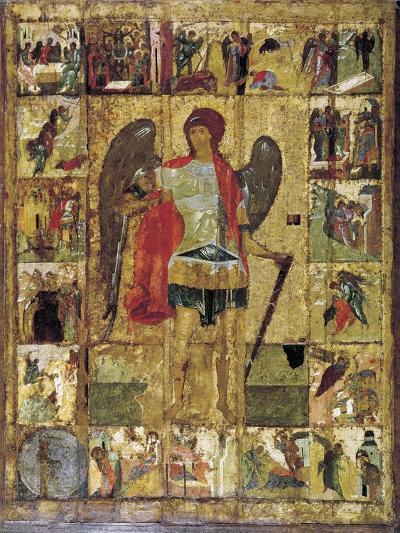 Saint Michael the Archangel, C1410--Giclee Print