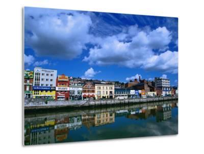 Saint Patrick's Quay, Cork City, Ireland-Richard Cummins-Metal Print