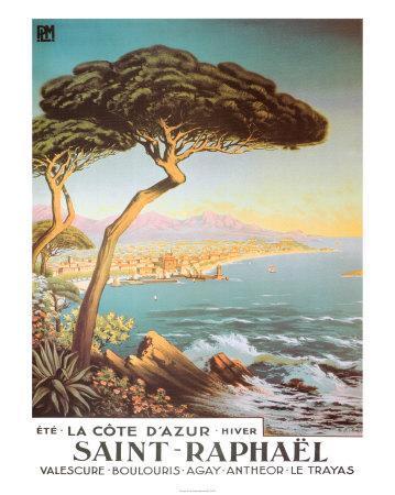 Saint Raphael--Art Print