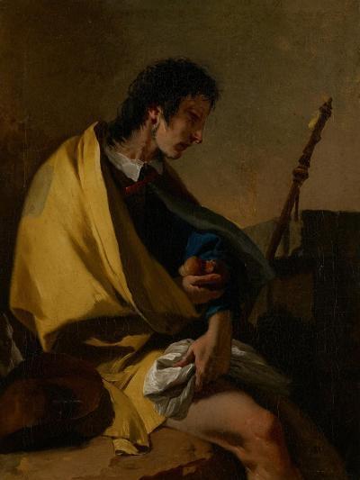 Saint Roch, C.1730-35-Giovanni Battista Tiepolo-Giclee Print