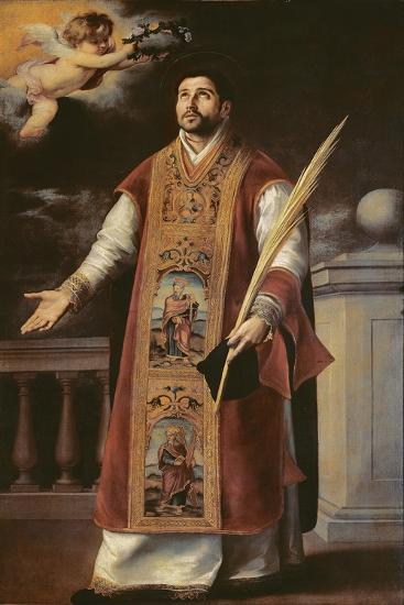 Saint Roderick of Cordoba, C.1650-55-Bartolome Esteban Murillo-Giclee Print
