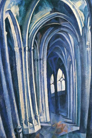 Saint-S?verin #1, 1909-Robert Delaunay-Giclee Print