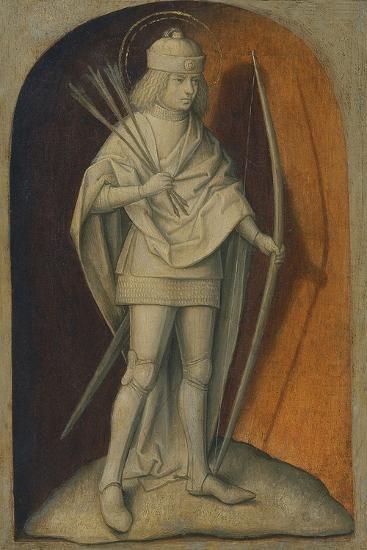 Saint Sebastian--Giclee Print