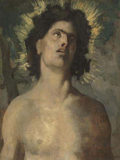 Saint Sébastien-Pierre Puvis de Chavannes-Giclee Print