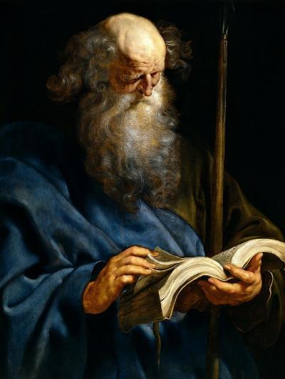 Saint Thomas, 1610-1612-Peter Paul Rubens-Giclee Print
