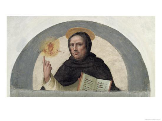 Saint Vincent Ferrer-Fra Bartolommeo-Giclee Print