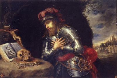 Saint William of Gellone-Antonio De Pereda Y Salgado-Giclee Print