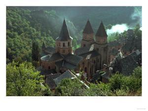Sainte-Foy Church, Conques, Aveyron, 1035-1060