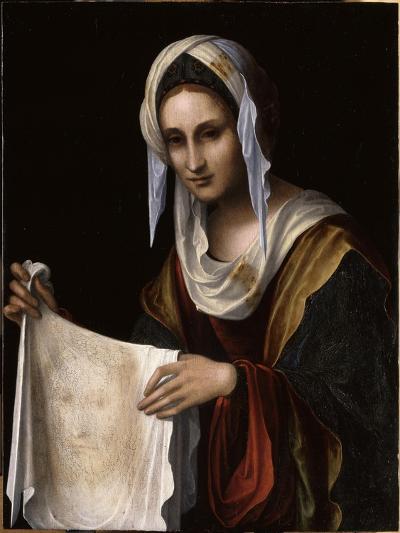 Sainte Véronique-Lorenzo Costa-Giclee Print