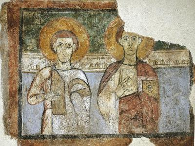 Saints Eutychius and Proculus, 9th Century--Giclee Print