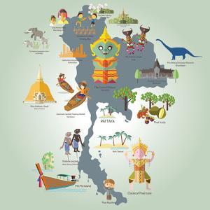 Travel to Thailand by Sajja