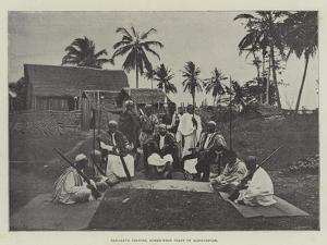 Sakalava Princes, North-West Coast of Madagascar