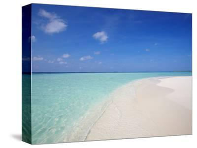Beach and Sea, Maldives, Indian Ocean, Asia
