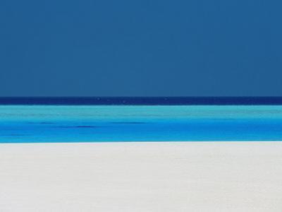 Beach and Sea, Maldives, Indian Ocean by Sakis Papadopoulos