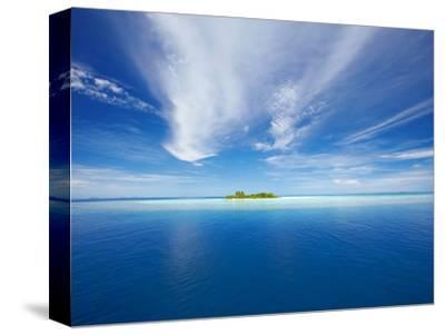 Deserted Island, Maldives, Indian Ocean, Asia
