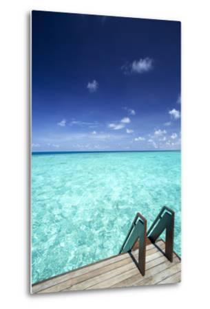 Stairs to the Ocean, Maldives, Indian Ocean
