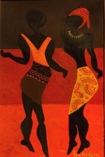 Salaam, 2007-Sabira Manek-Giclee Print