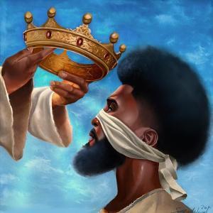 Crown Me Lord - Man by Salaam Muhammad