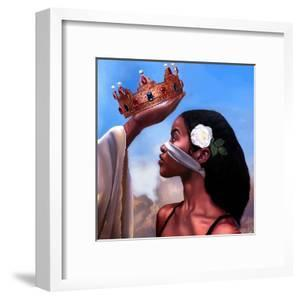 Crown Me Lord - Woman by Salaam Muhammad