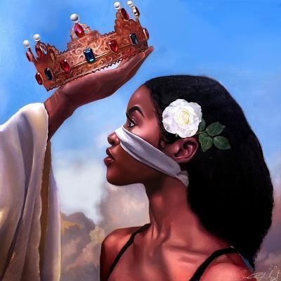 Crown Me Lord - Woman