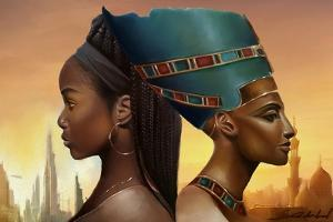 Past and Future Queens by Salaam Muhammad