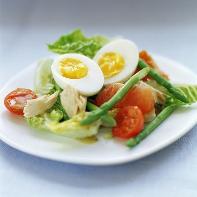 Salad-David Munns-Photographic Print