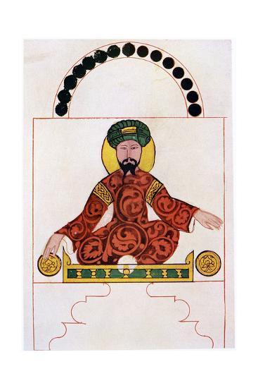 Saladin, C1180--Giclee Print